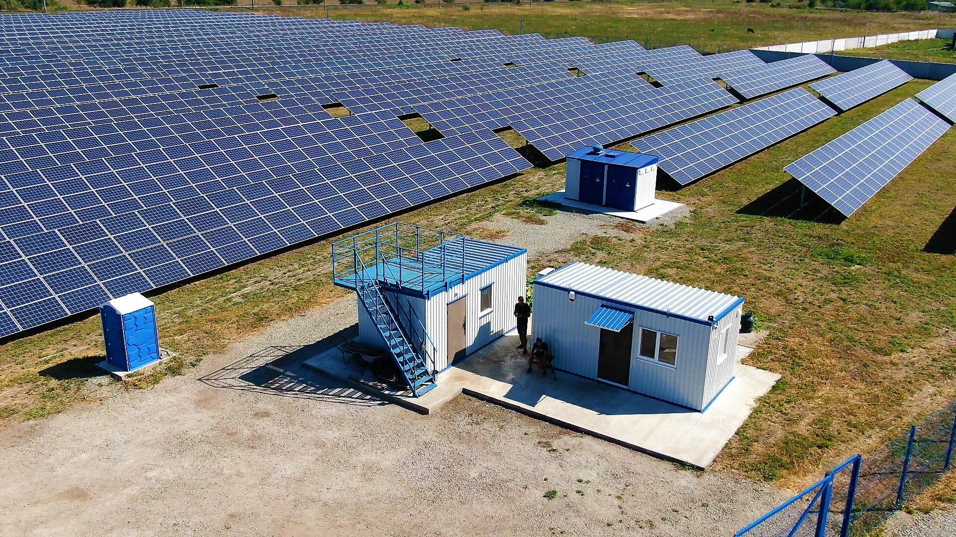 СЭС 2 МВт на продажу