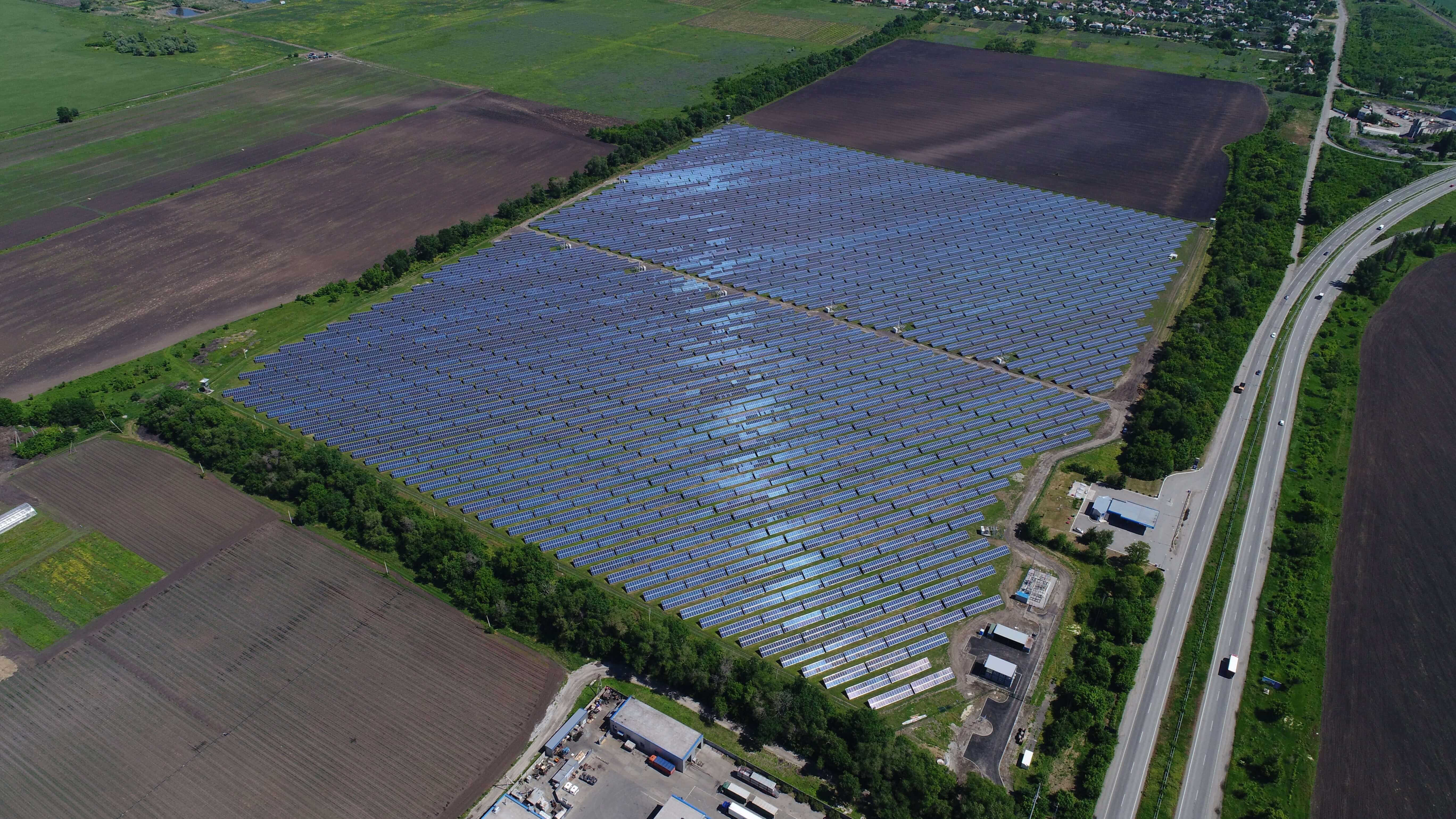 строительство сэс, инвестиции в солнечную энергетику