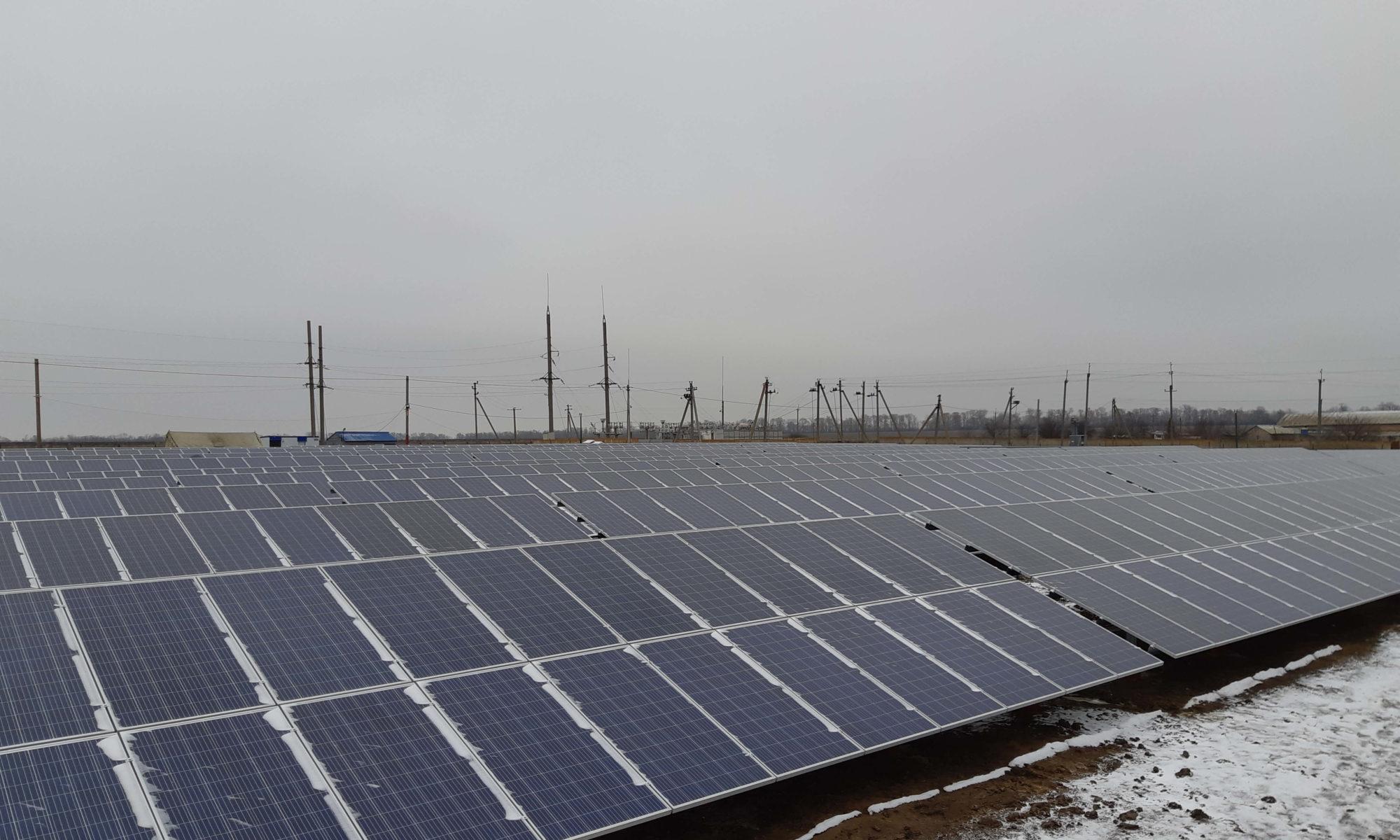 солнечная электростанция построить, ФЭМ, СЭС купить, цена солнечной электростанции