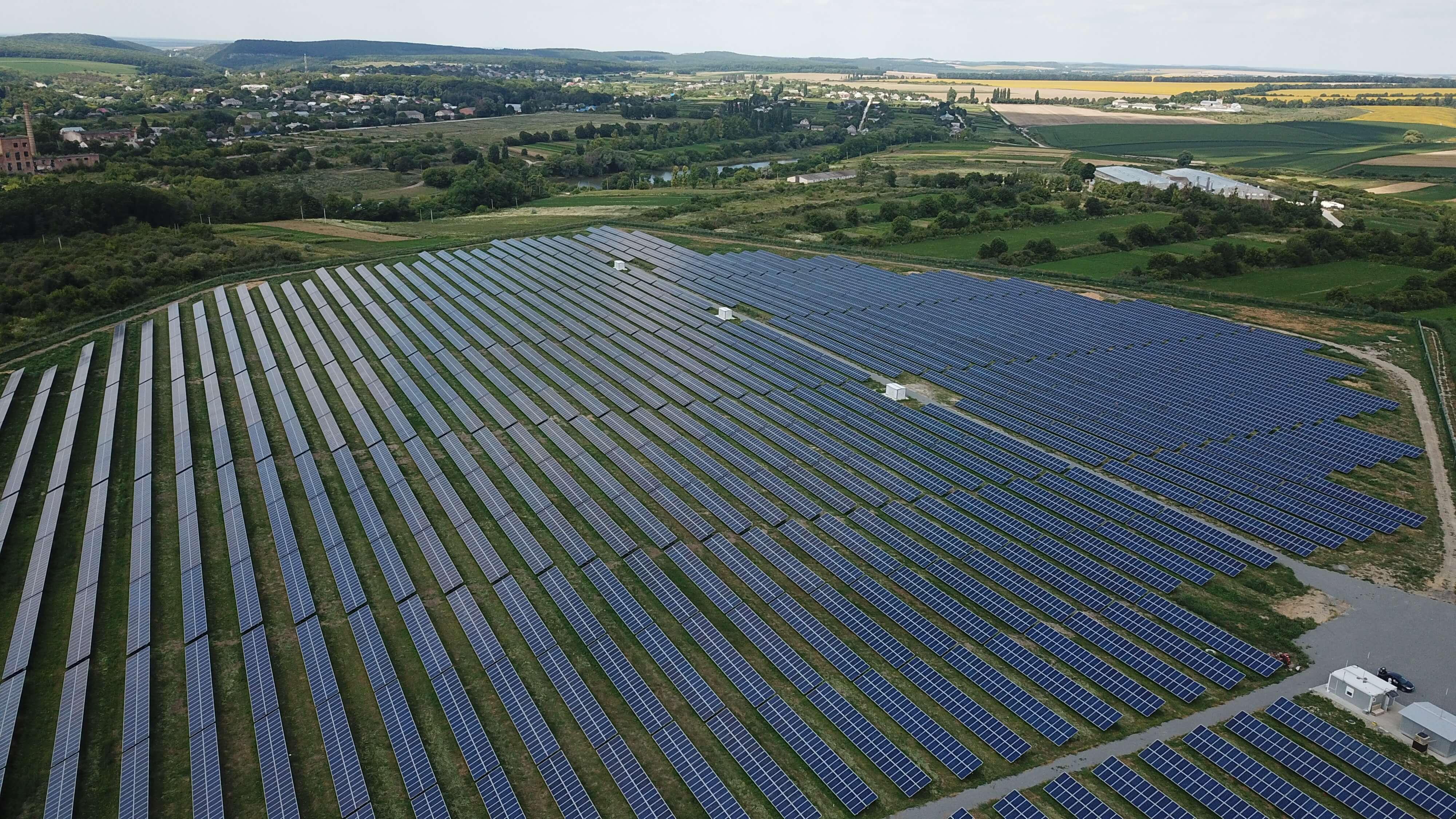 строительство СЭС под ключ, купить электростанцию, инвестировать в СЭС, сэс украина