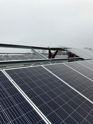 СЭС Вольногорск 7 МВт