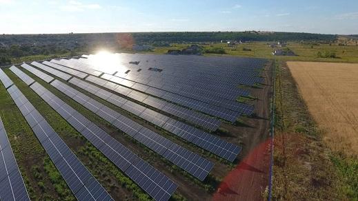 промышленные солнечные электростанции
