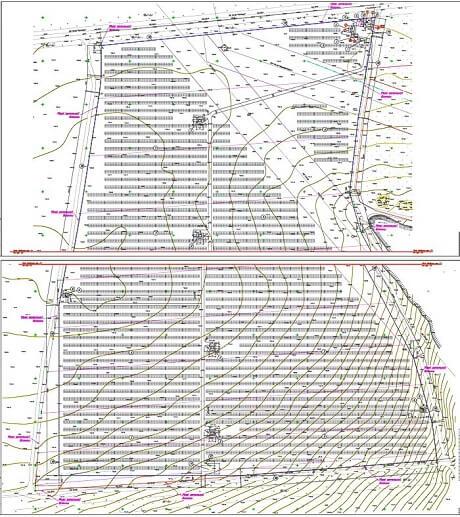 проект сес 8 МВт Борки