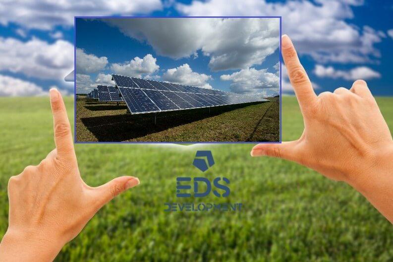 земля под солнечную электростанцию