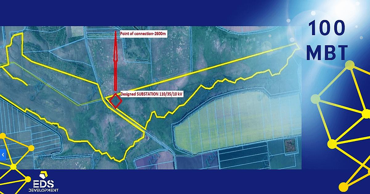 проект сэс 100 МВт
