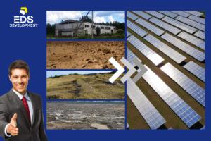 Земли под строительство СЭС: преимущества для ОТГ